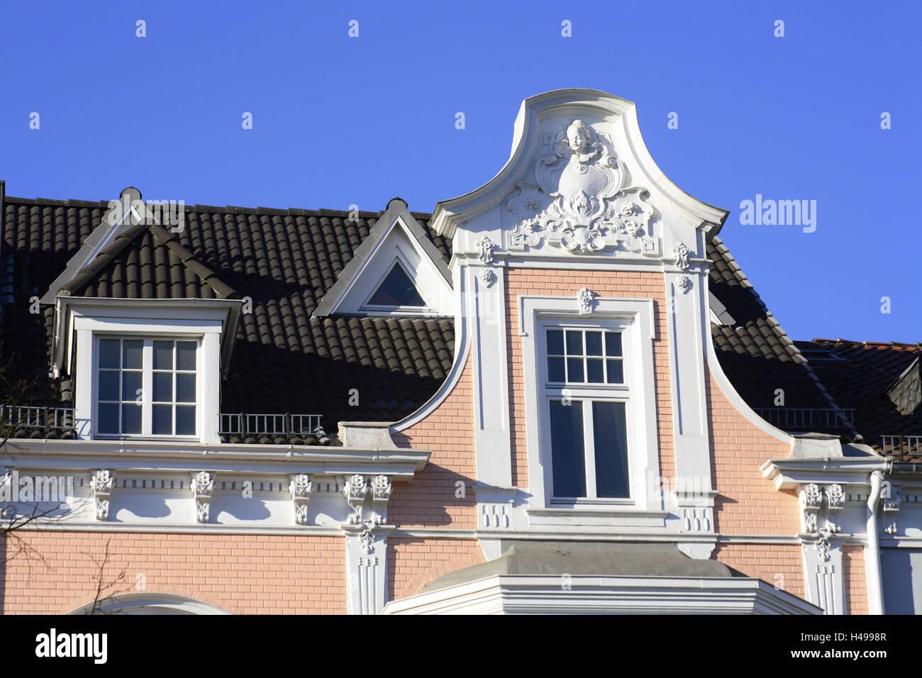 jugendstil villa stockfotos jugendstil villa bilder alamy. Black Bedroom Furniture Sets. Home Design Ideas