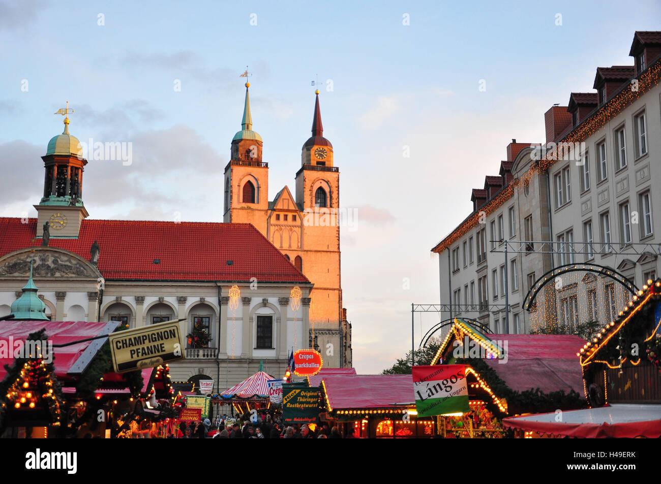 Magdeburg Weihnachtsmarkt öffnungszeiten.Deutschland Sachsen Anhalt Magdeburg Weihnachtsmarkt Altes