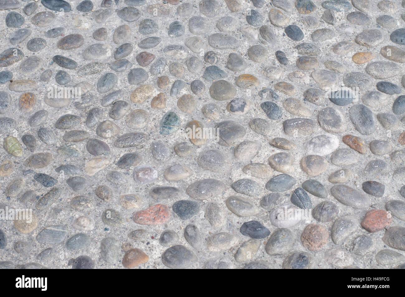 boden steinen beton guss formen stockfoto bild. Black Bedroom Furniture Sets. Home Design Ideas
