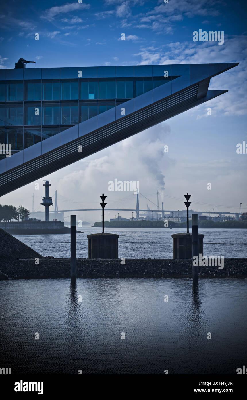 Van Der Smissen Straße Stockfotos Van Der Smissen Straße Bilder