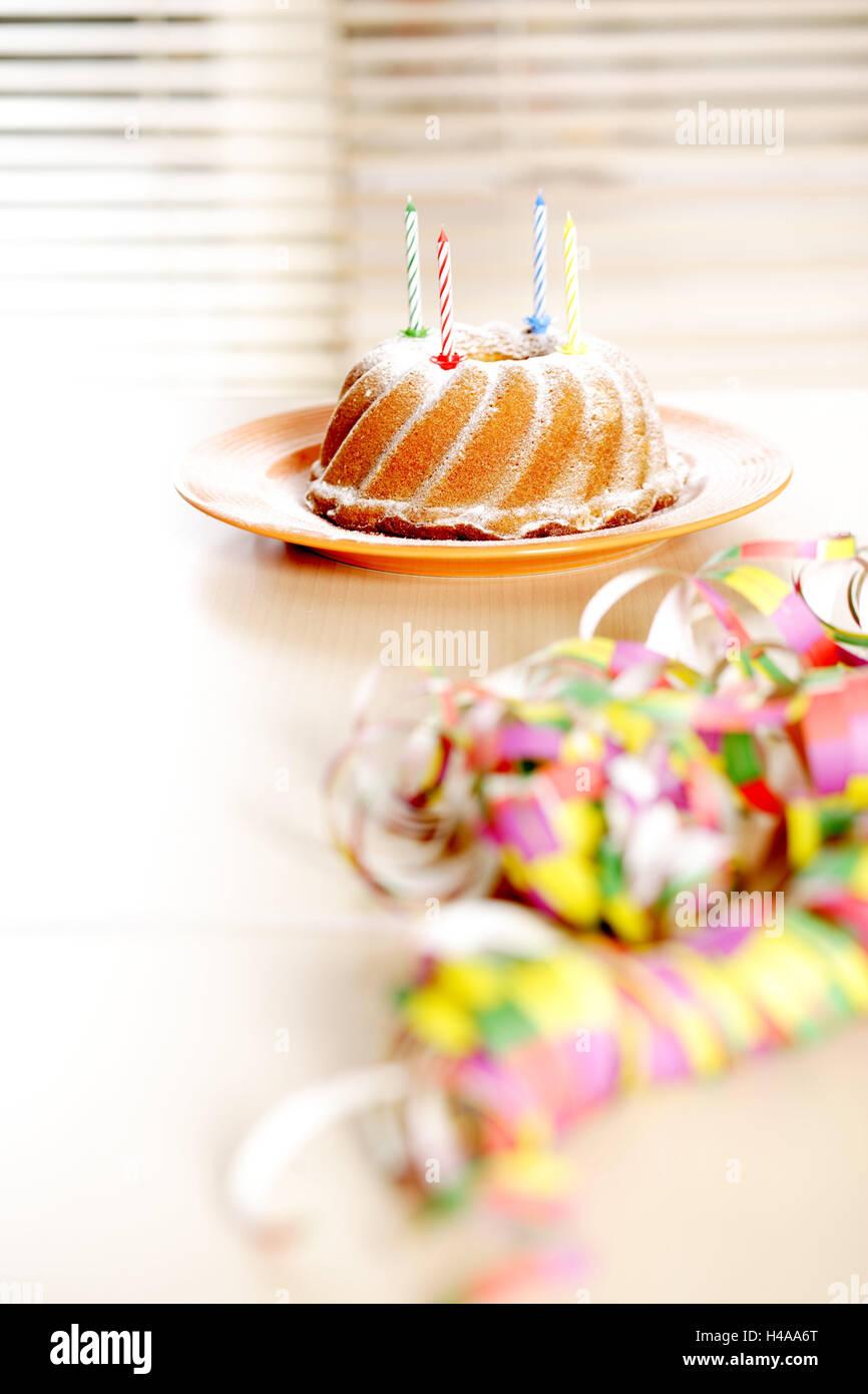 Kindergeburtstag Stilllife Tabelle Geburtstagstorte