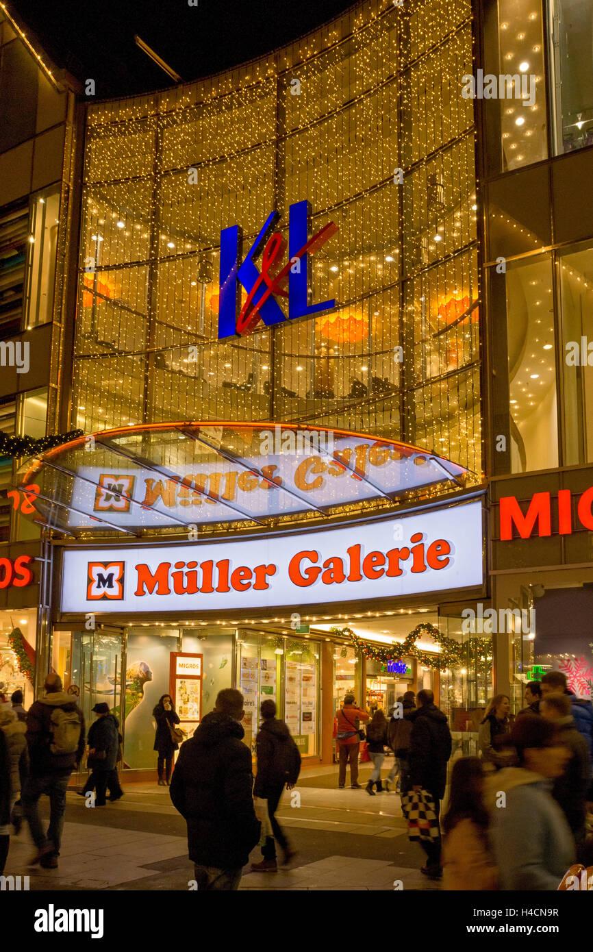 Müller Weihnachtsdeko.Deutschland Baden Wurttemberg Reutlingen Weihnachtsdekoration Im