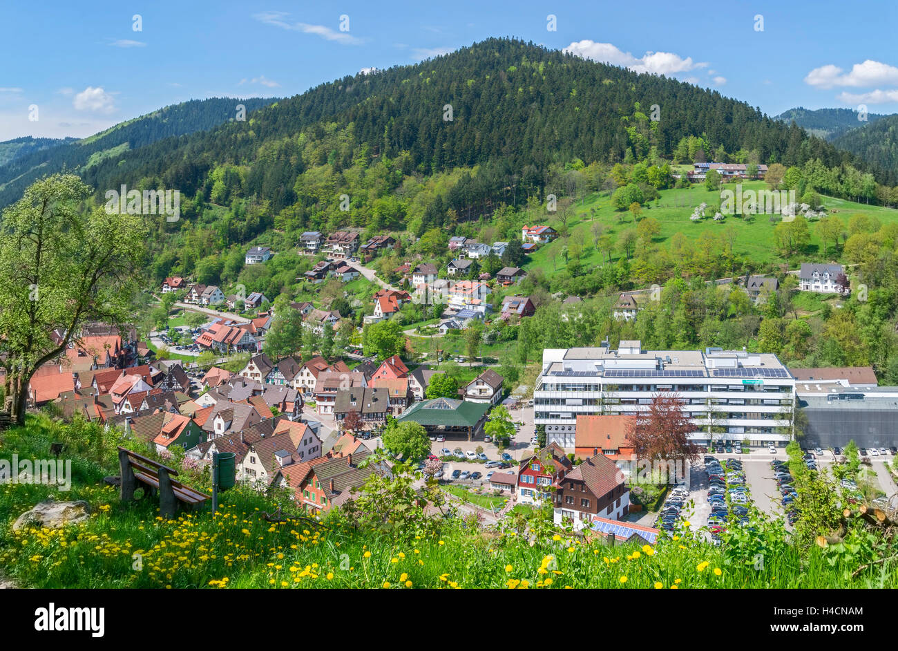 Deutschland, Baden-Wurttemberg, Schiltach, Hansgrohe SE ...