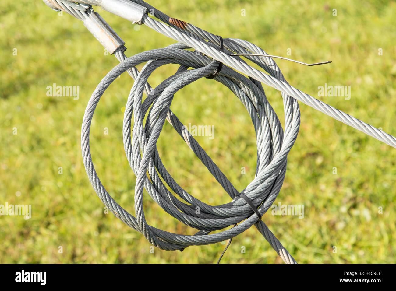 Wire Loop Stockfotos & Wire Loop Bilder - Alamy