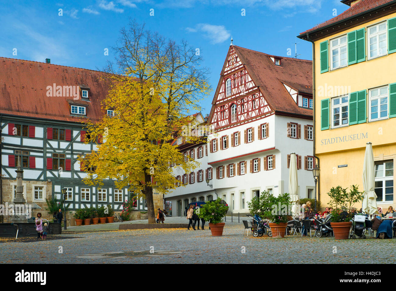 esslingen on neckar stockfotos esslingen on neckar bilder alamy. Black Bedroom Furniture Sets. Home Design Ideas
