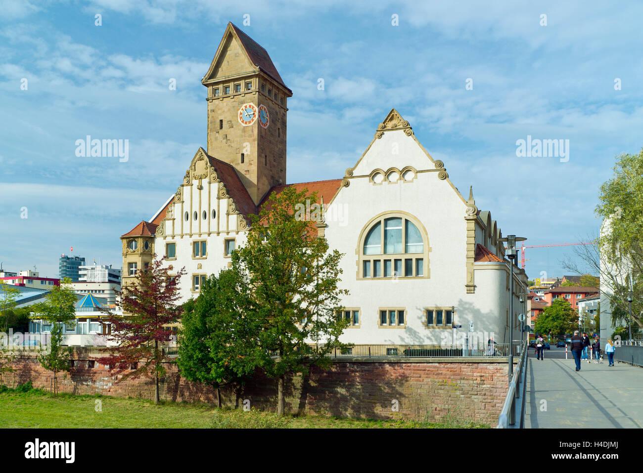 Bad Pforzheim deutschland baden wurttemberg pforzheim jäger bad die