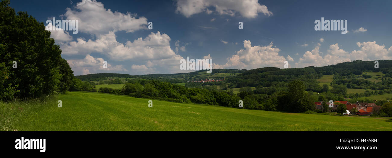 Vogelsberg Germany Stockfotos Vogelsberg Germany Bilder Alamy