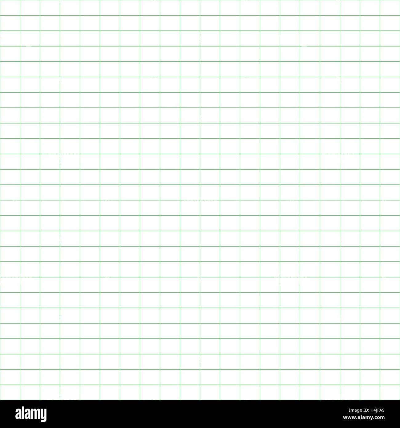 Gitter, Netz, Grafik, Millimeter-Papier-Muster (wiederholbar Vektor ...