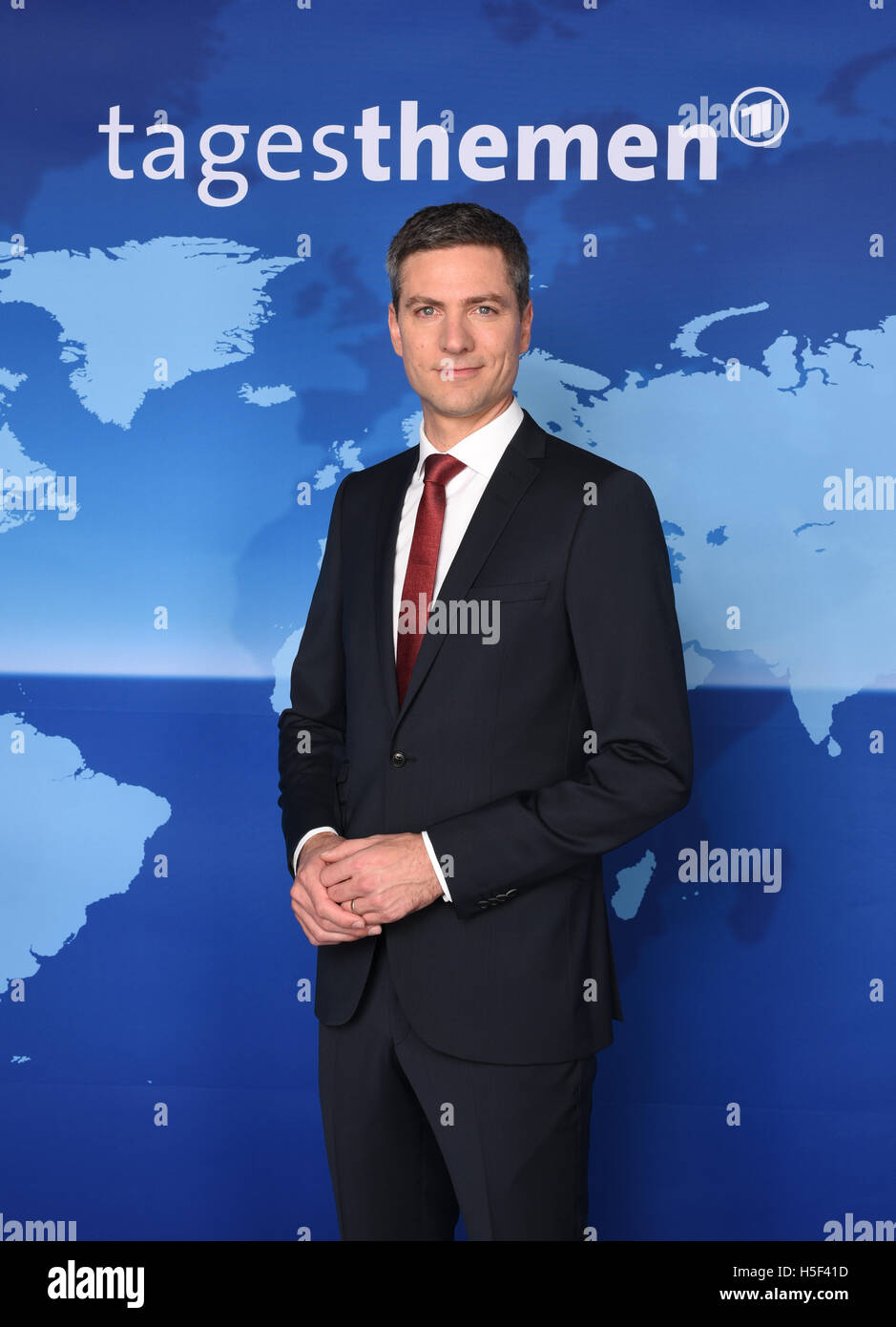 Zamperoni stockfotos zamperoni bilder alamy for Moderatoren ndr talkshow