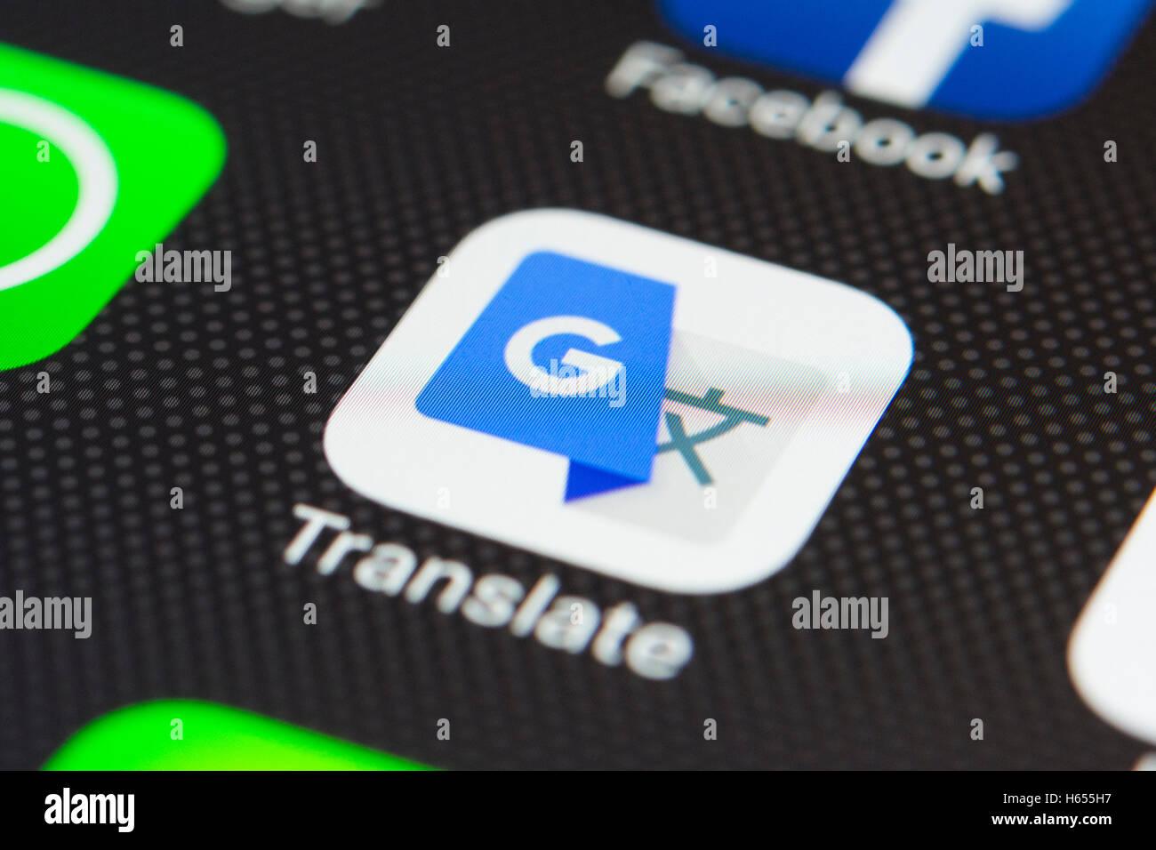 Englisch nach Mexikanisch Google Übersetzer
