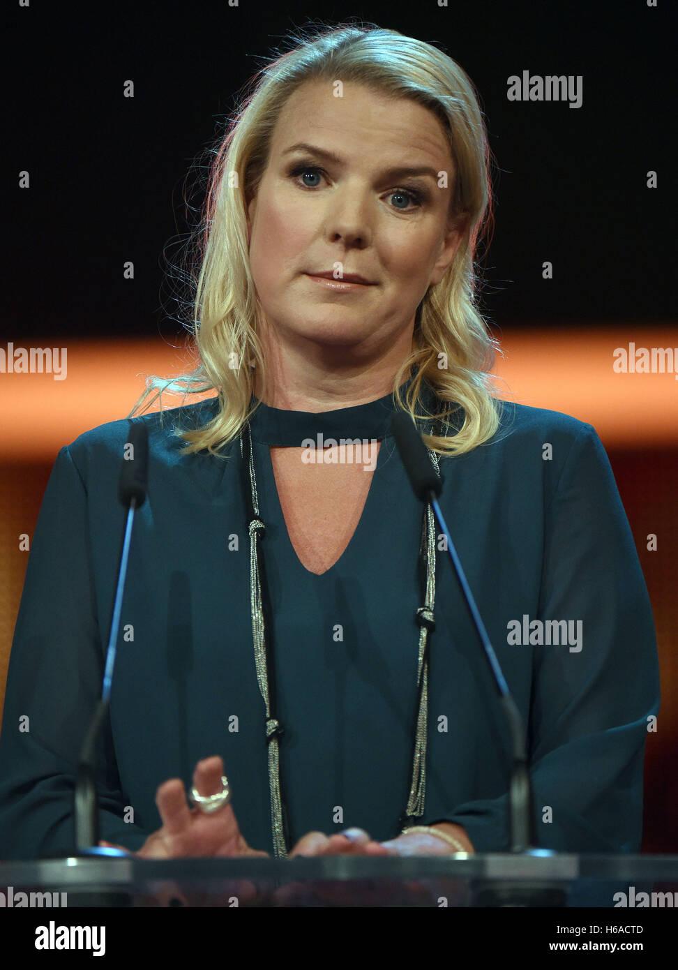 Weibliche Comedian Deutsch