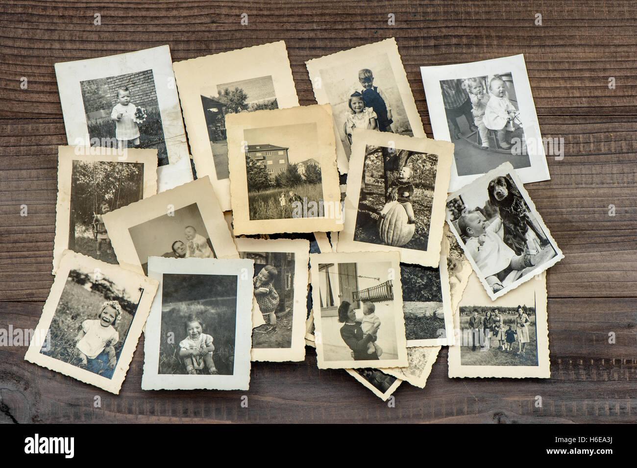Datieren alter Fotografien