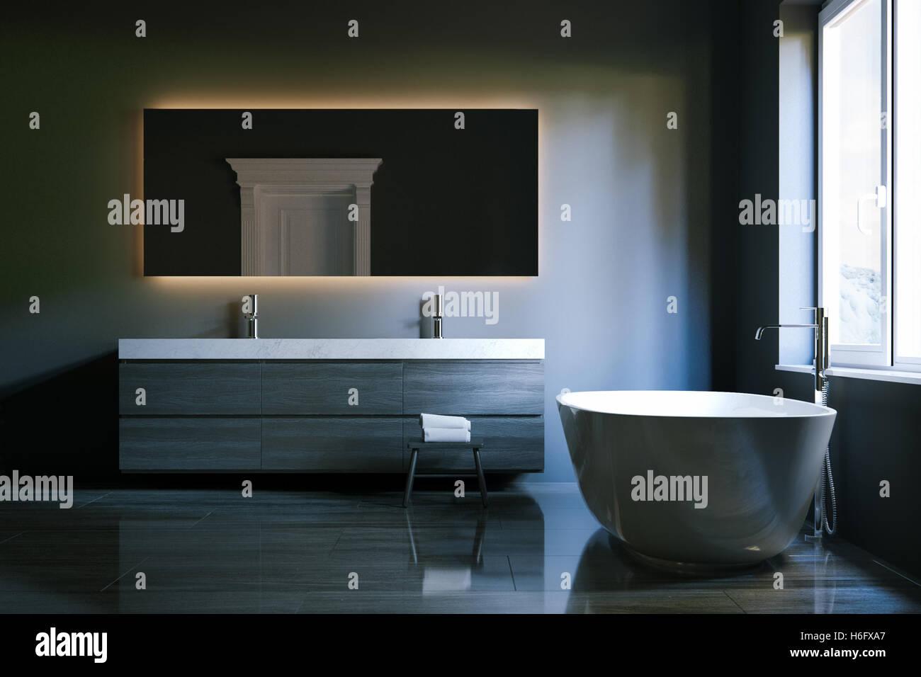 Atemberaubend Bad Spiegel High Tech Produkt Badezimmer Bilder ...