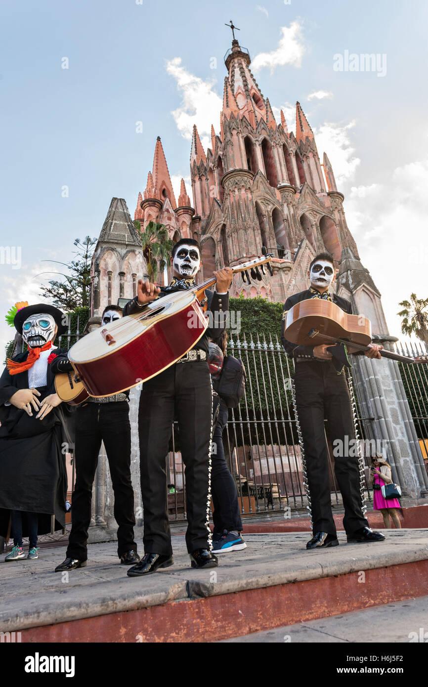 Leben in San Miguel de Allende