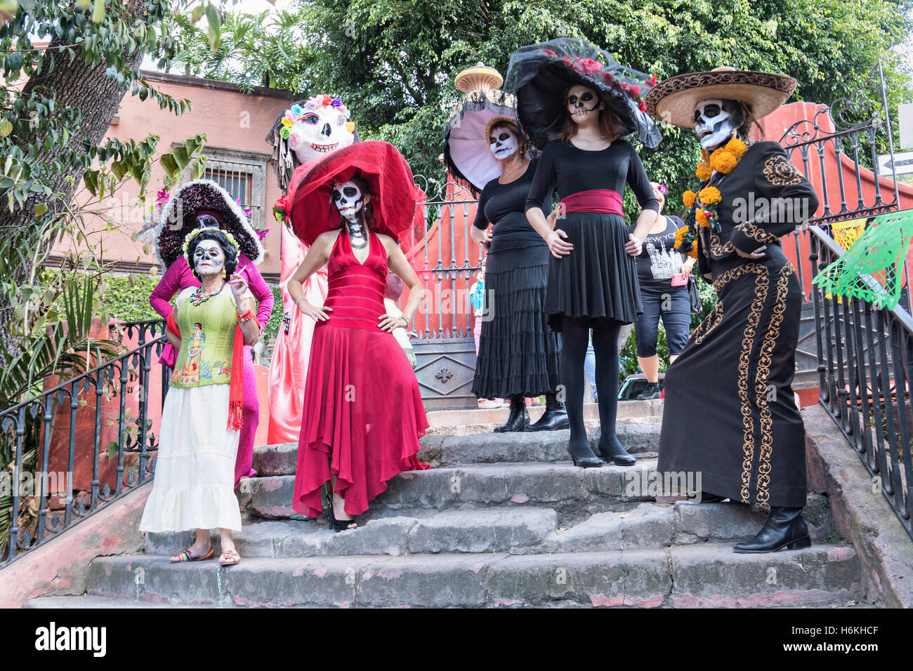 Zeit in San Miguel de Allende