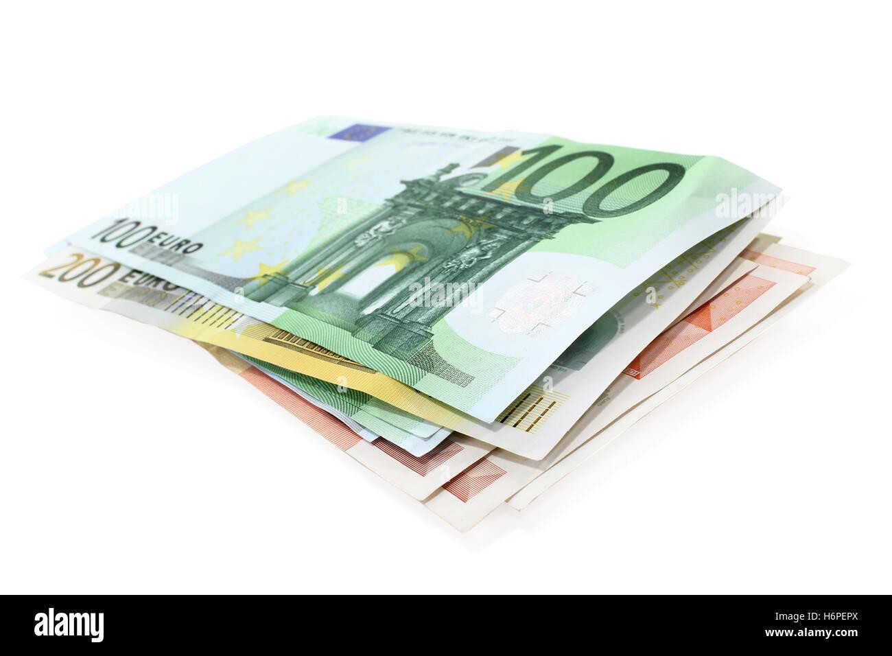 Geld, Finanzen Stockbild