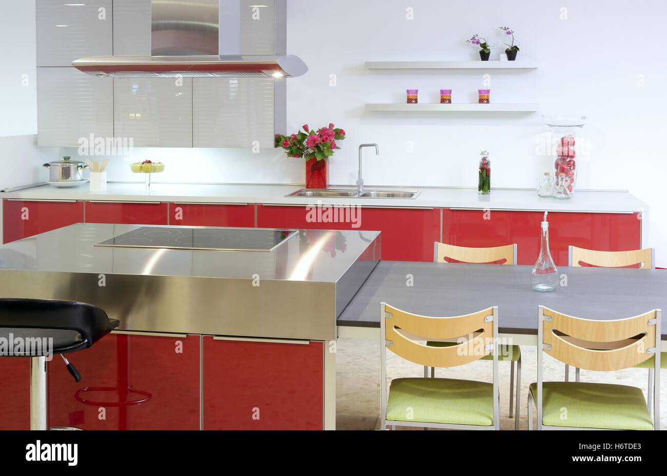 Hocker Hausbau Mobel Modern Moderne Interieur Silber Stahl Stuhle