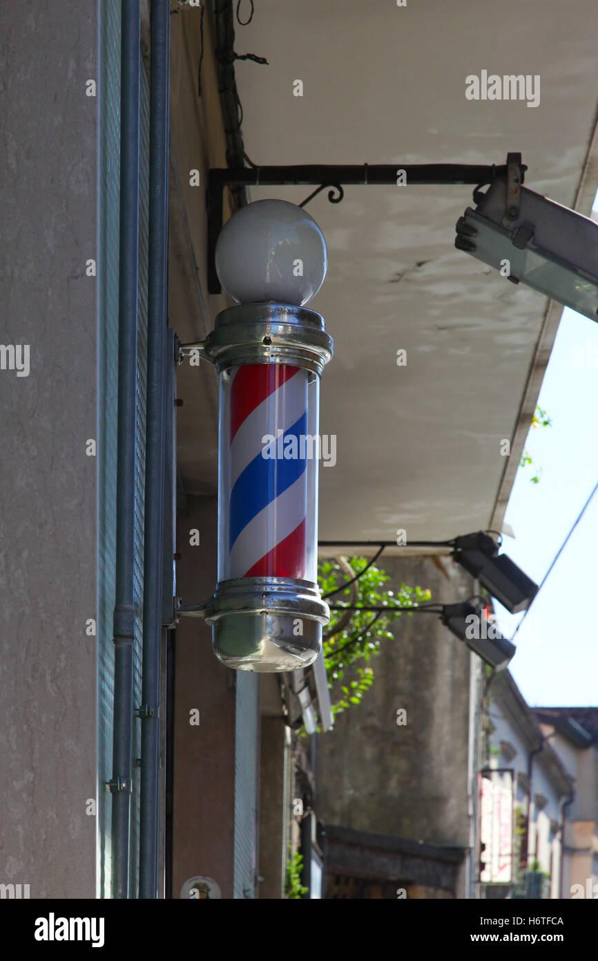 barber shop vector drawn hand stockfotos barber shop. Black Bedroom Furniture Sets. Home Design Ideas