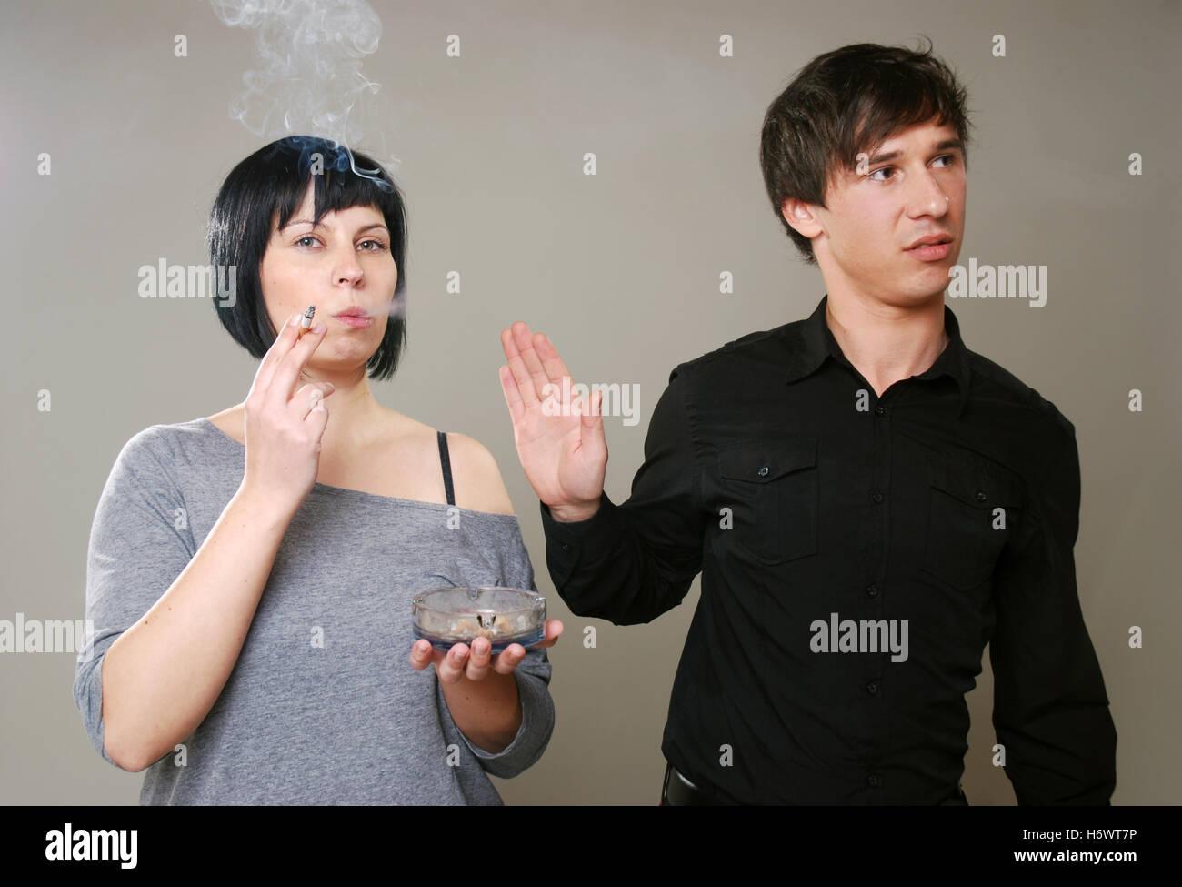 Paare lieben Stockbild