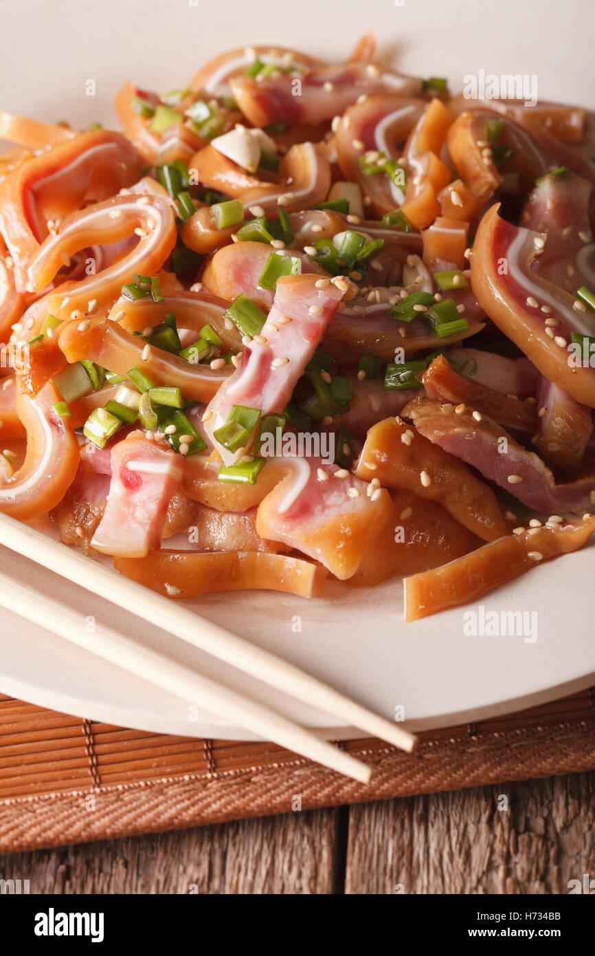 Pig Pork Chinese Stockfotos & Pig Pork Chinese Bilder - Alamy