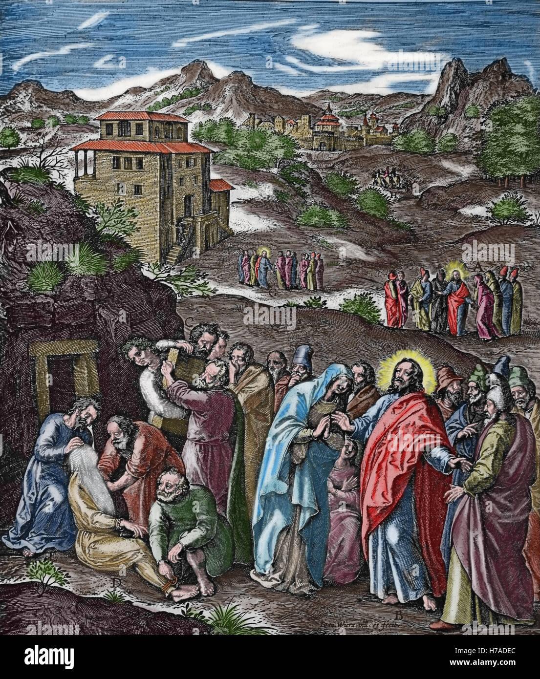 Jesus Of Nazareth Color Stockfotos & Jesus Of Nazareth Color Bilder ...
