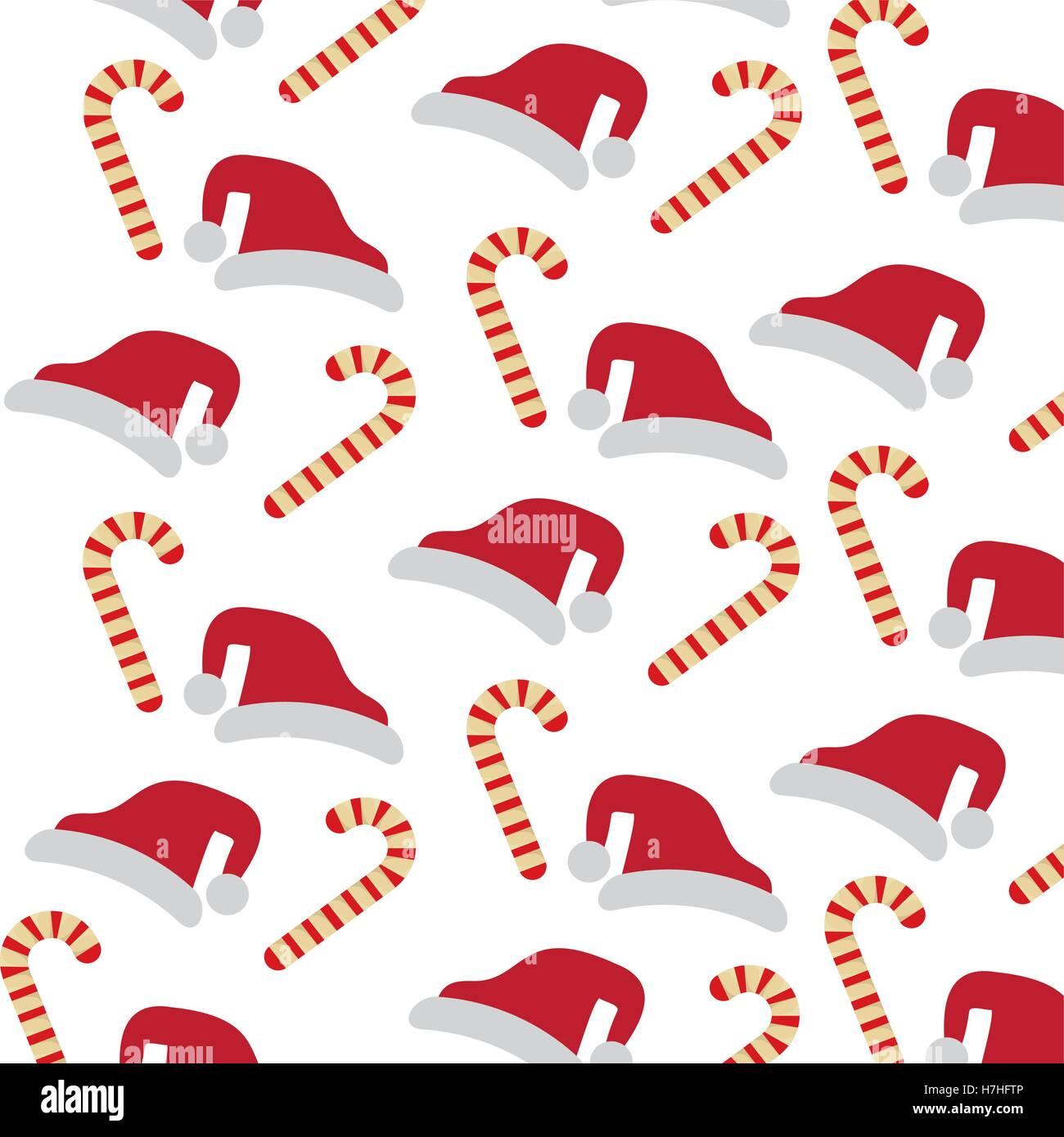 Weihnachten Gekreuzt Süßigkeit Rot Weiß Zuckerrohr Patch