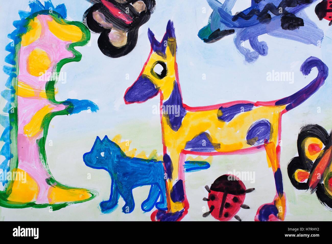 Dynamisch malerei kinder schlafzimmer ideen galerie for Schlafzimmer design bilder