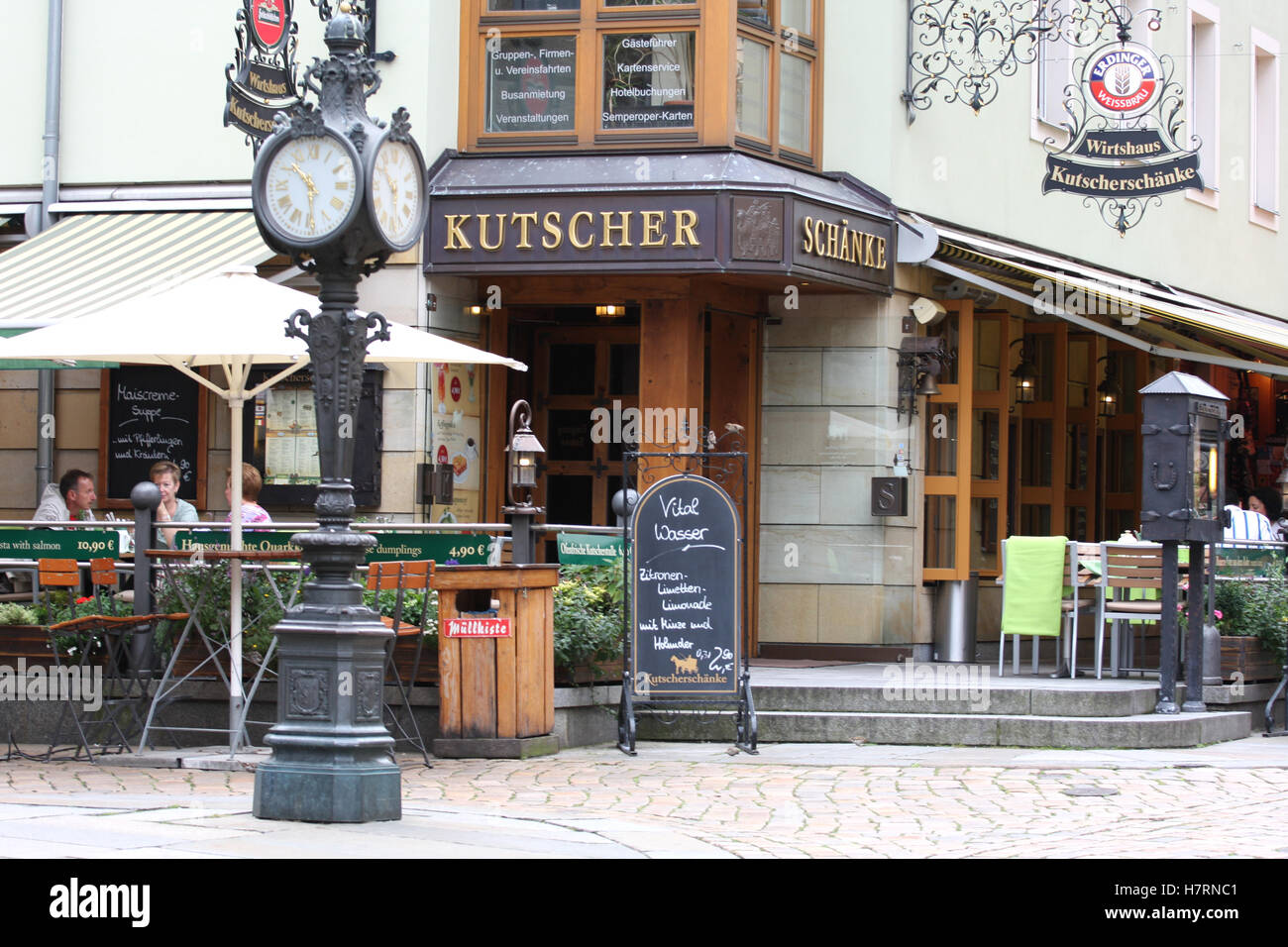 Street View Of Saxony Stockfotos & Street View Of Saxony Bilder ...