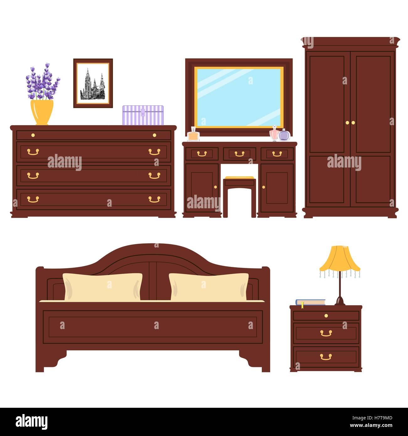 satz von mobel fur schlafzimmer niedliche schlafzimmer fur werbung immobilien bild mobelgeschaft bett bild brust des dra