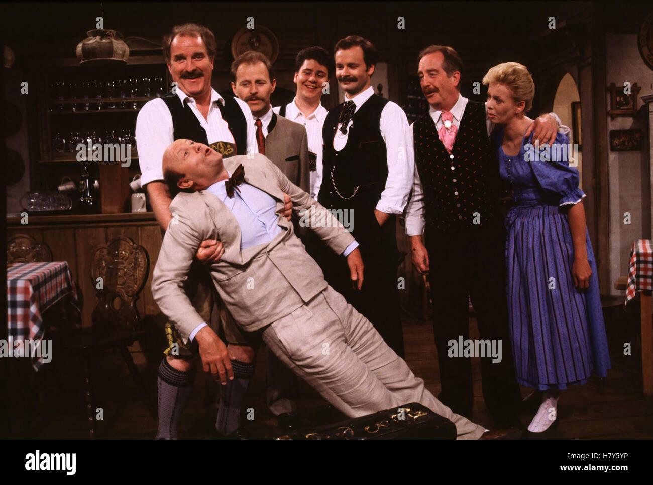 Chiemgauer volkstheater der hallodri d 1993 hans for Christian helfrich