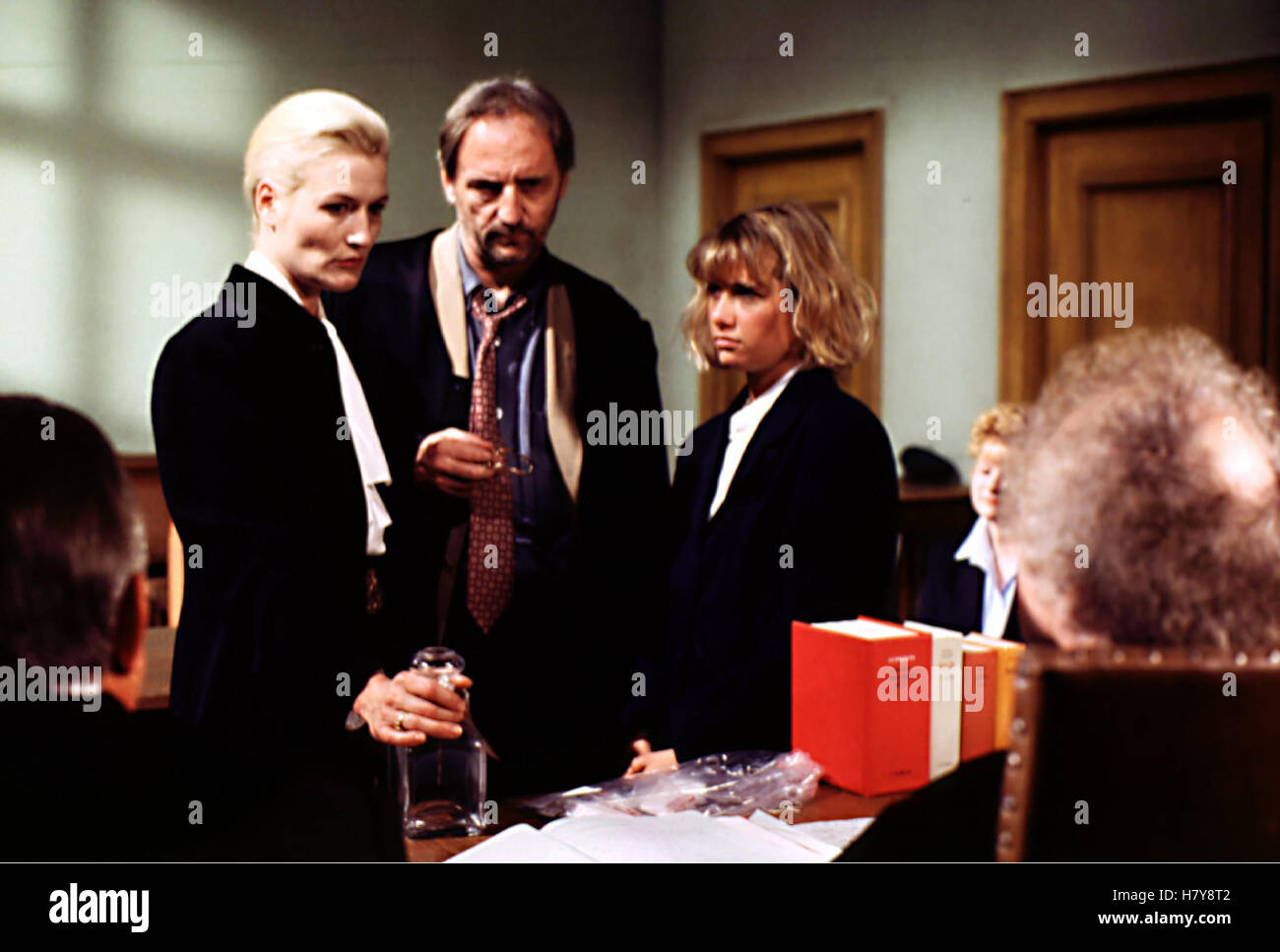Neuer Fall Für Anwalt Abel Ihr Letzter Wille Gilt D 1993 Regie