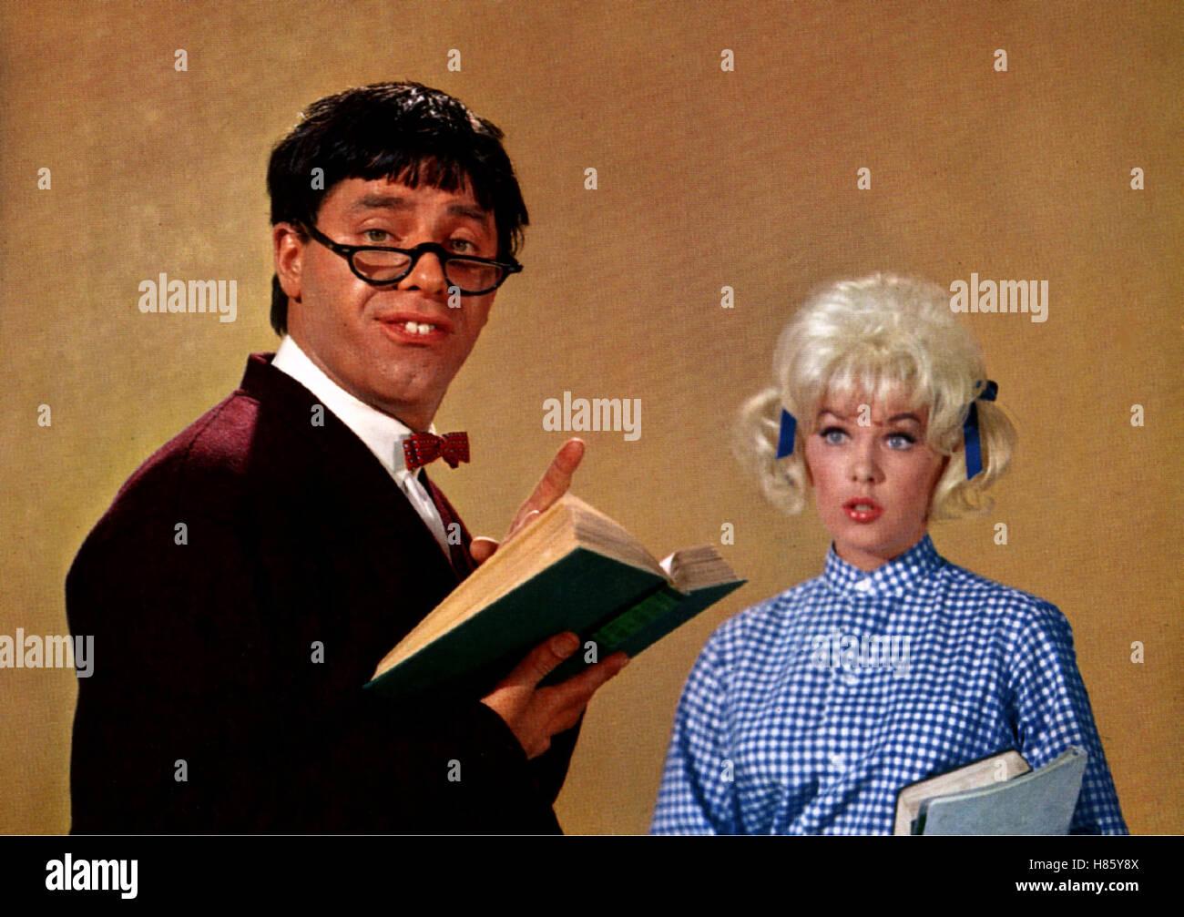 Der Verrückte Professor The Nutty Professor Usa 1963 Regie Jerry