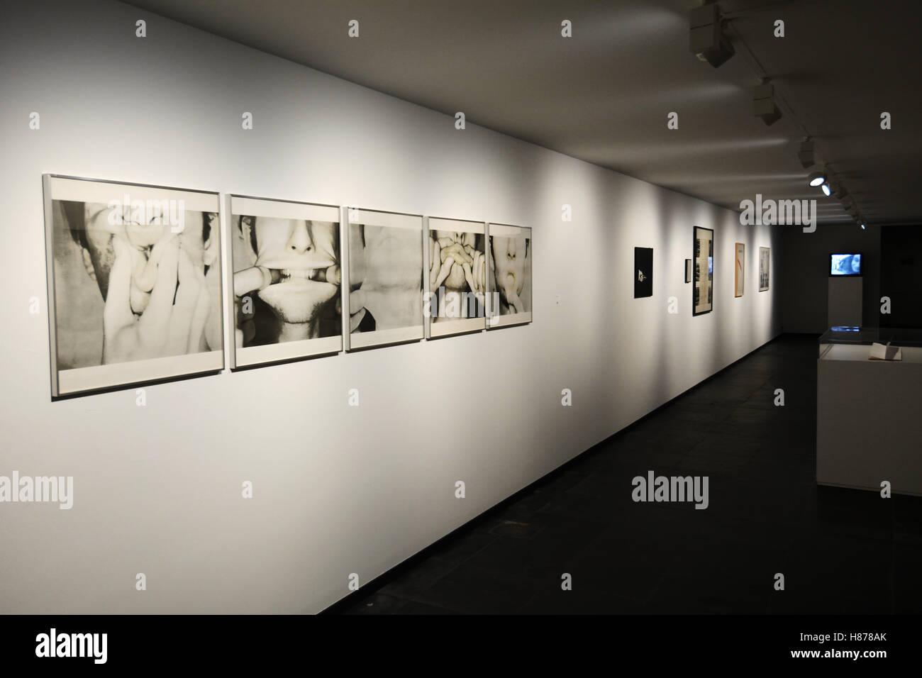 Belgien ghent gent museum of modern art s m a k stedelijk