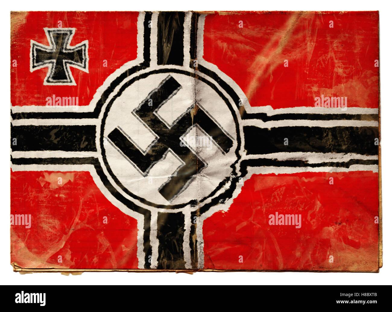 Flag Of Nazism Stockfotos Flag Of Nazism Bilder Alamy