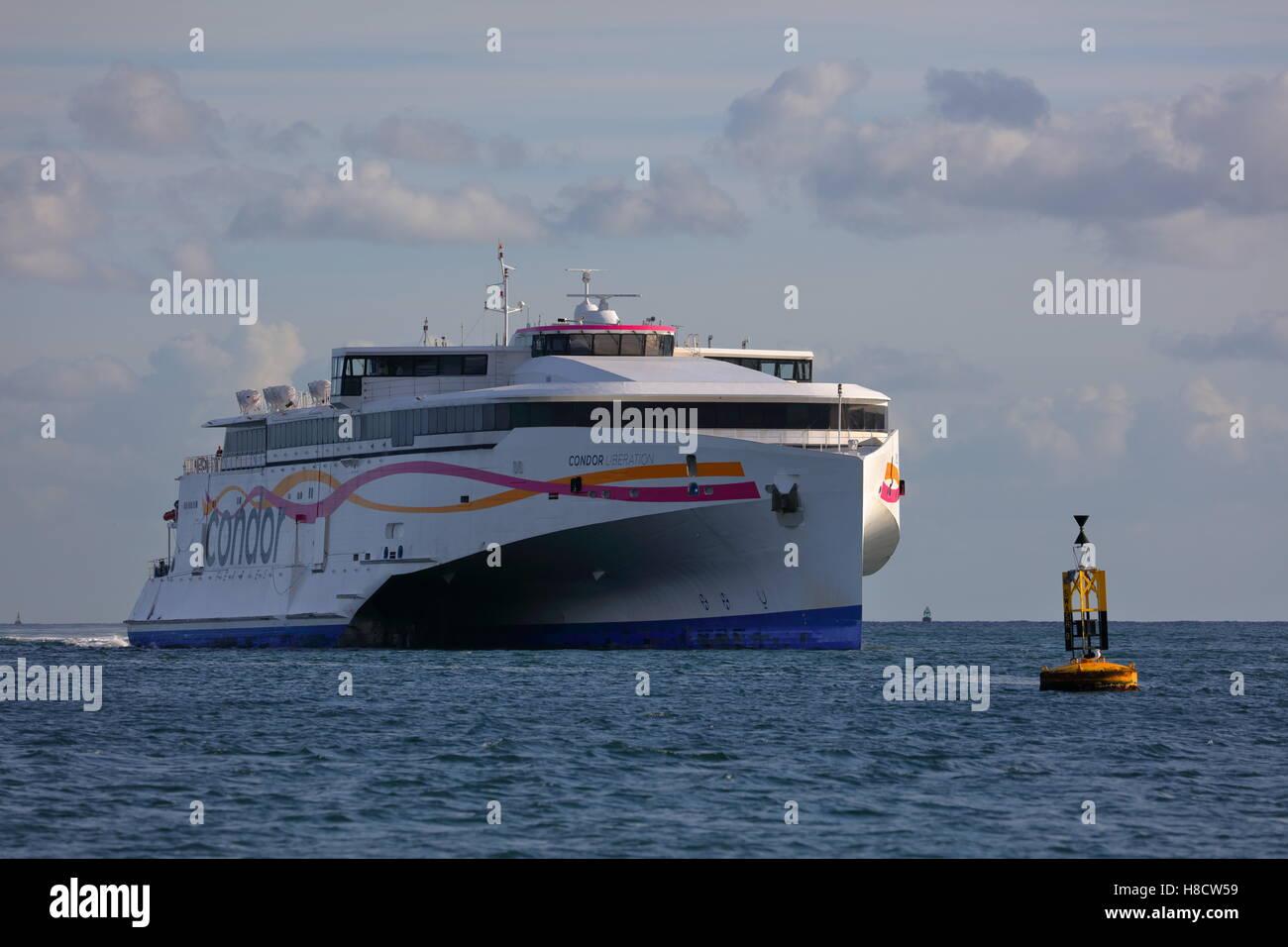 Sea express catamaran stockfotos sea express catamaran for Oficina fred olsen santa catalina