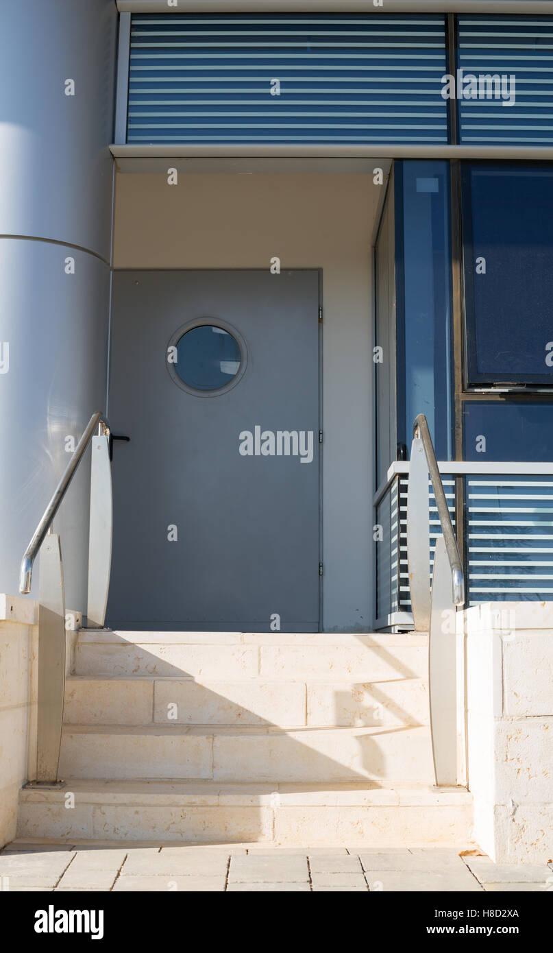 Gewaltig Moderne Hauseingänge Sammlung Von Architektur, Eingang Mit Treppe
