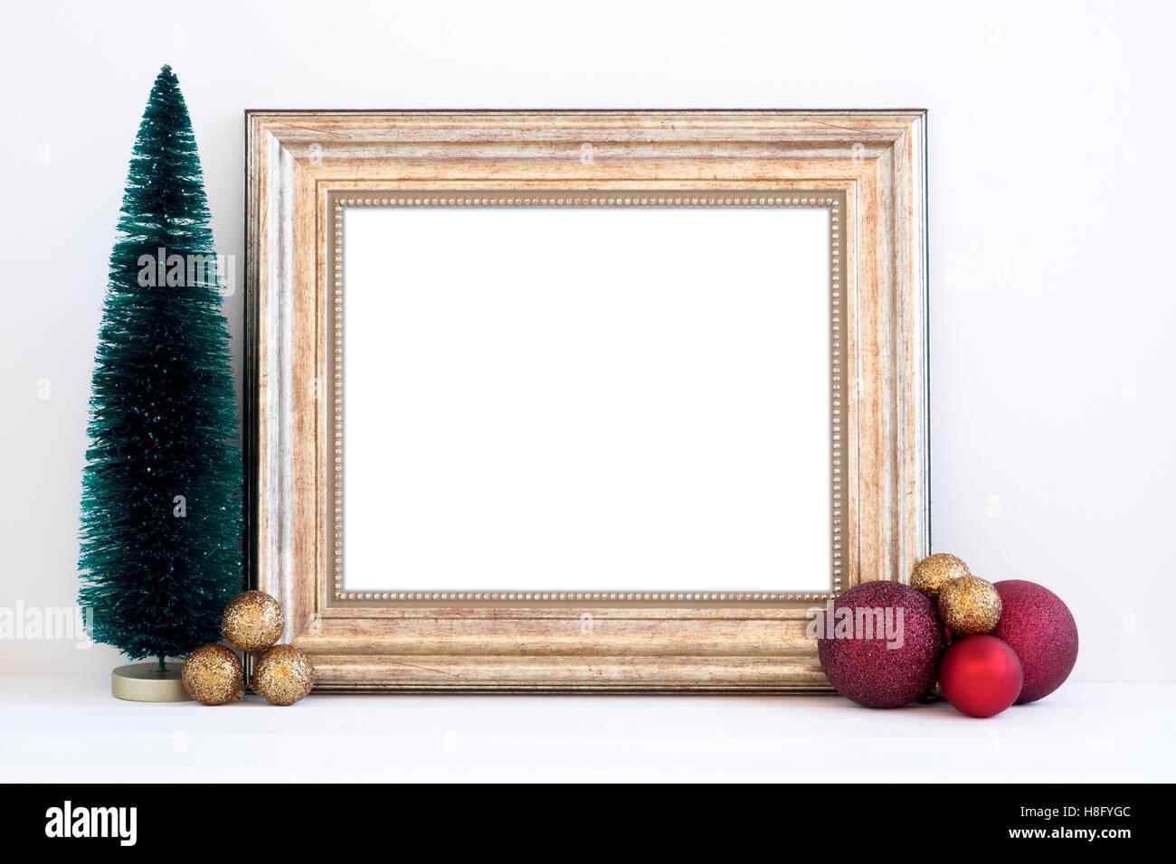 Ungewöhnlich Fotorahmen Weihnachtsschmuck Galerie - Rahmen Ideen ...