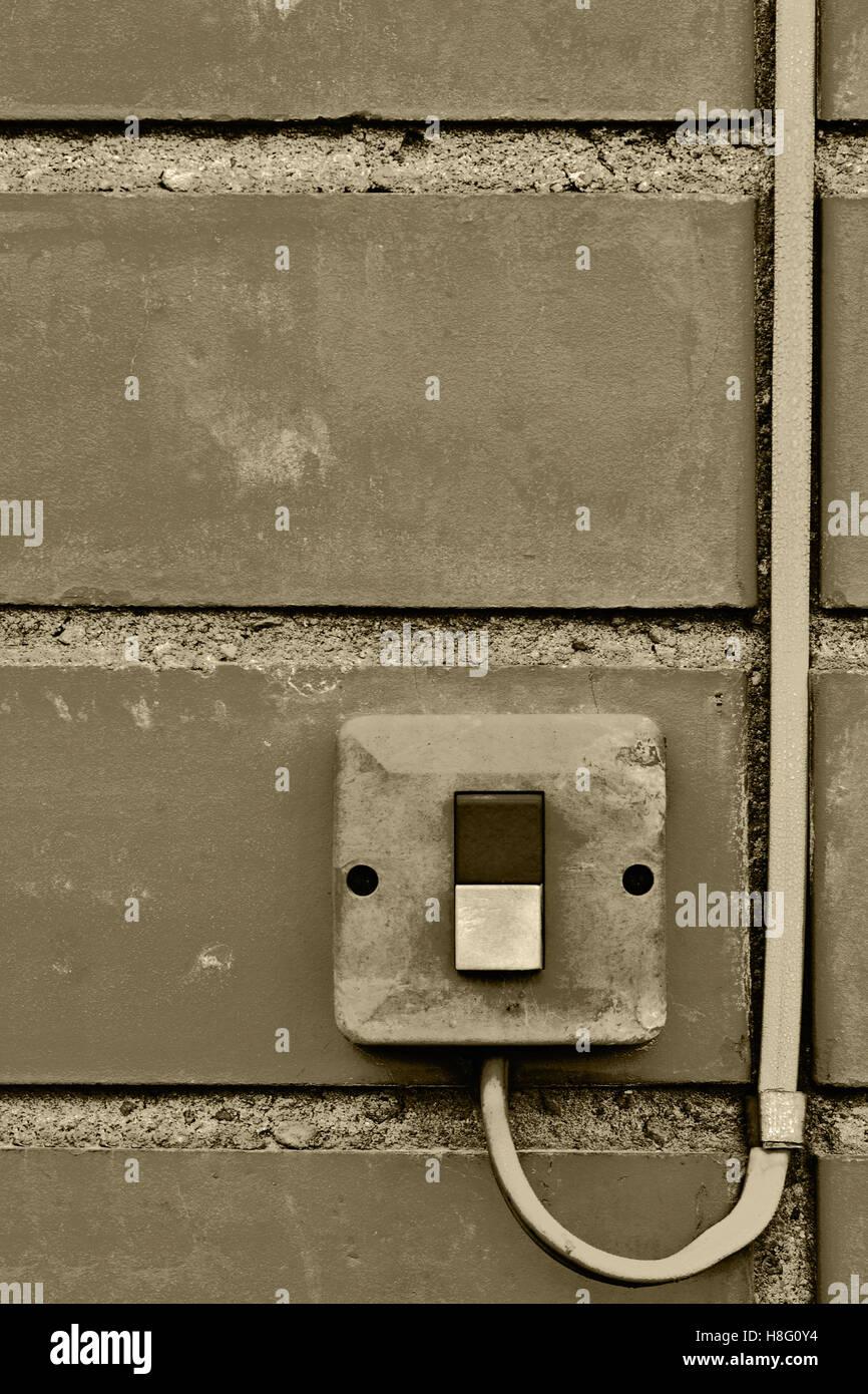 Im Freien elektrische Geräte Steuerung industrieller Taste Schalter ...