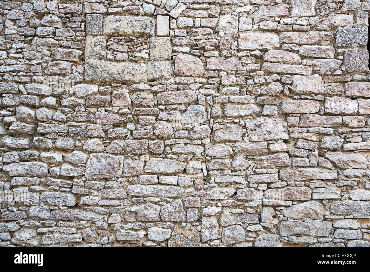 wand aus naturstein, hintergrund von einer rauen wand aus naturstein stockfoto, bild, Design ideen
