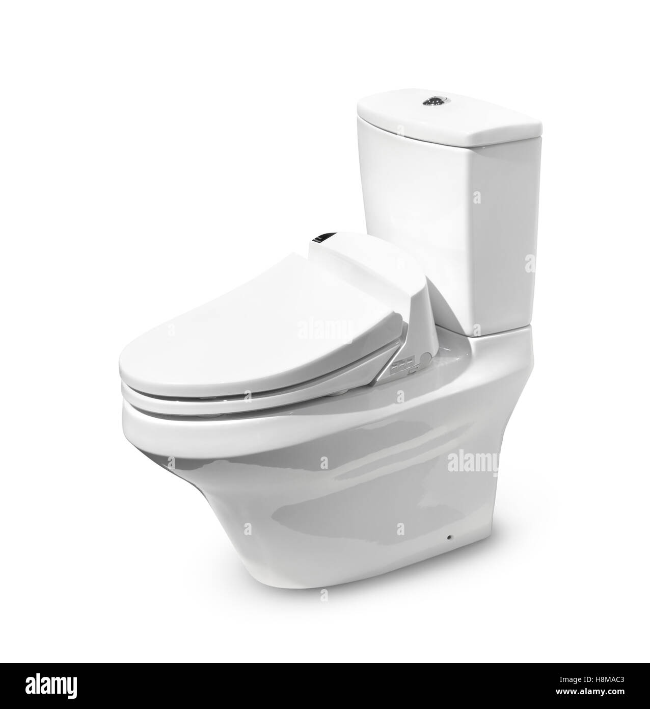 Hightech-Toto WC Washlet Sitz Stockfoto, Bild: 125837043 - Alamy