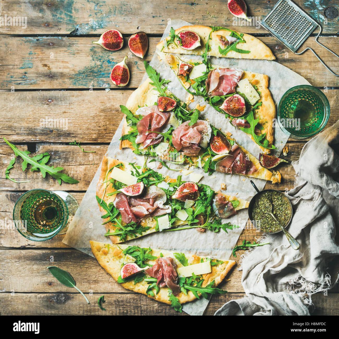 Pizza Menu Stockfotos & Pizza Menu Bilder - Alamy
