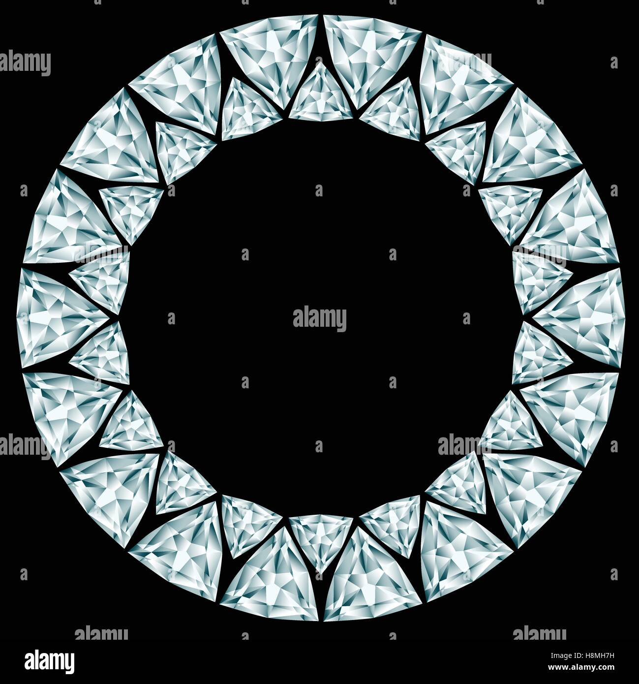Diamond Frame Stockfotos & Diamond Frame Bilder - Alamy