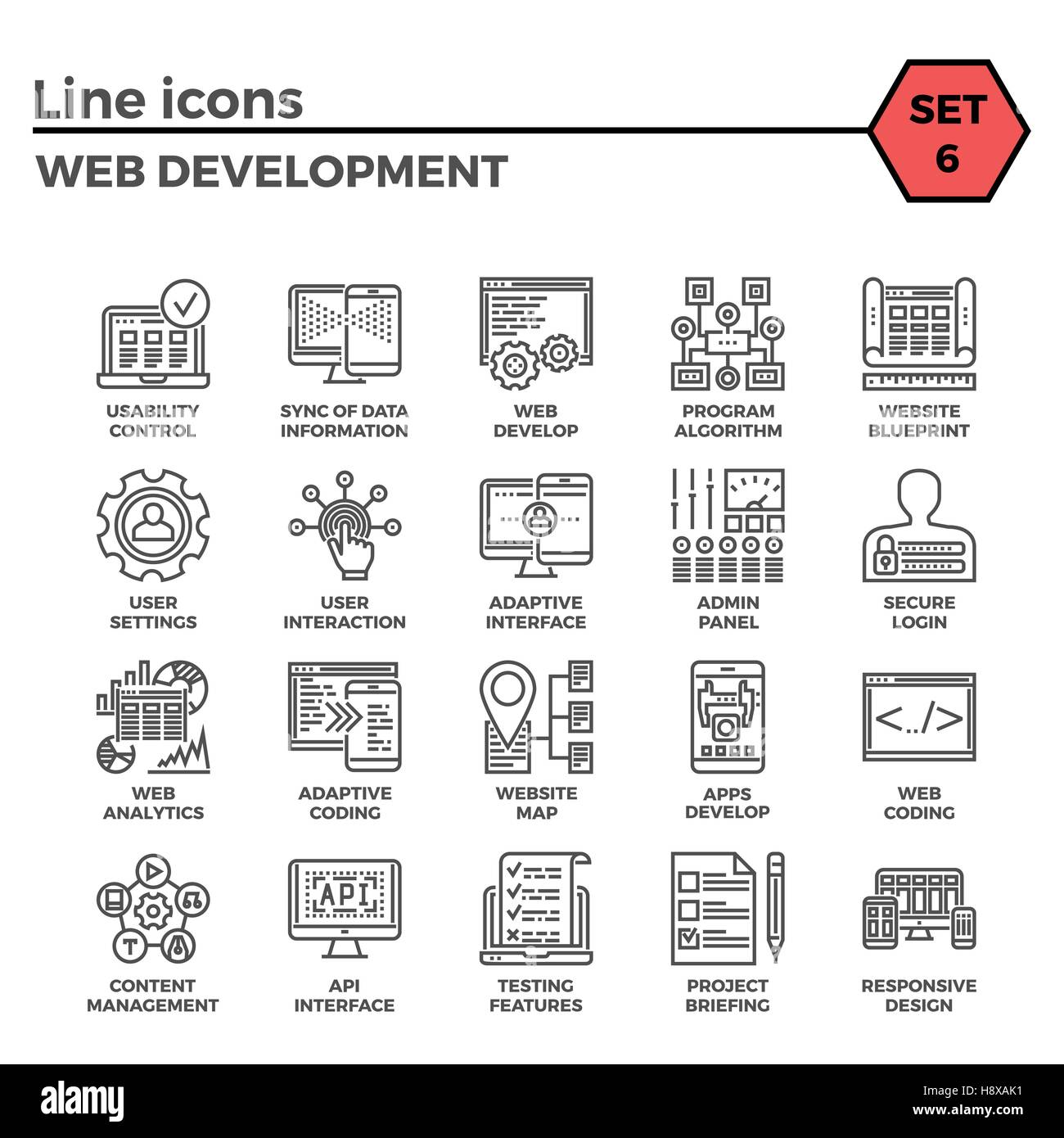 Blueprint Icon Flat Vector Related Stockfotos & Blueprint Icon Flat ...