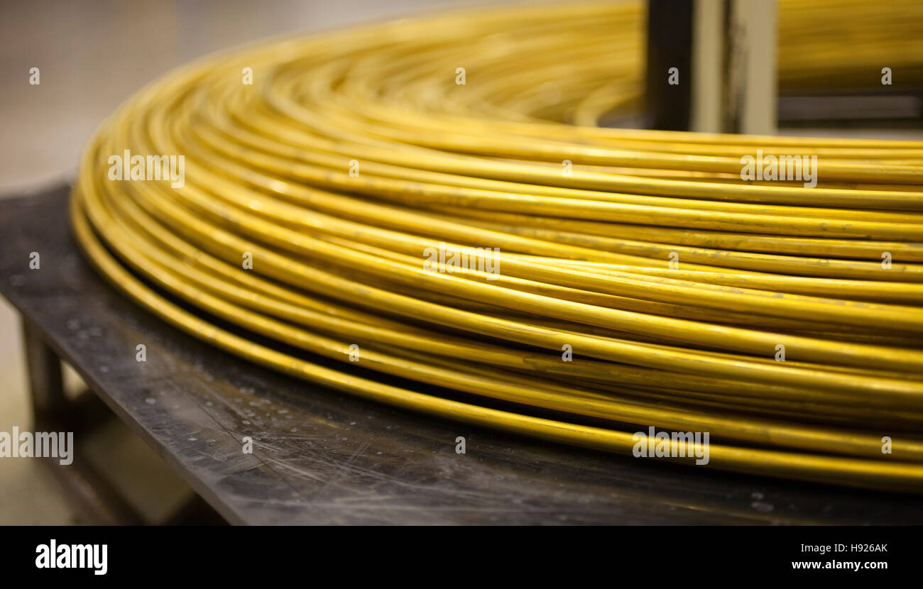 Brass Cases Stockfotos & Brass Cases Bilder - Alamy