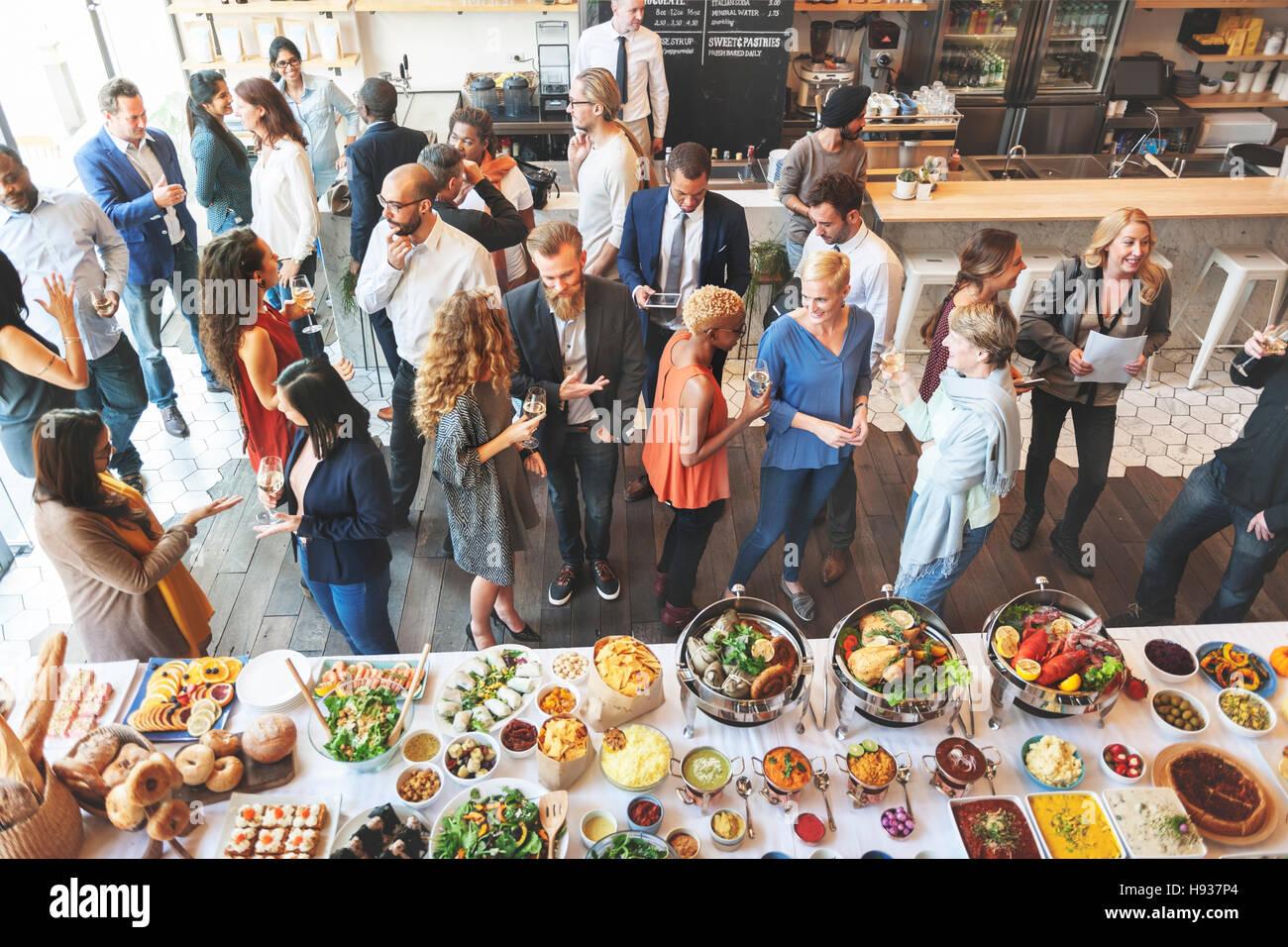 Fein Küche Party Business Galerie - Ideen Für Die Küche Dekoration ...