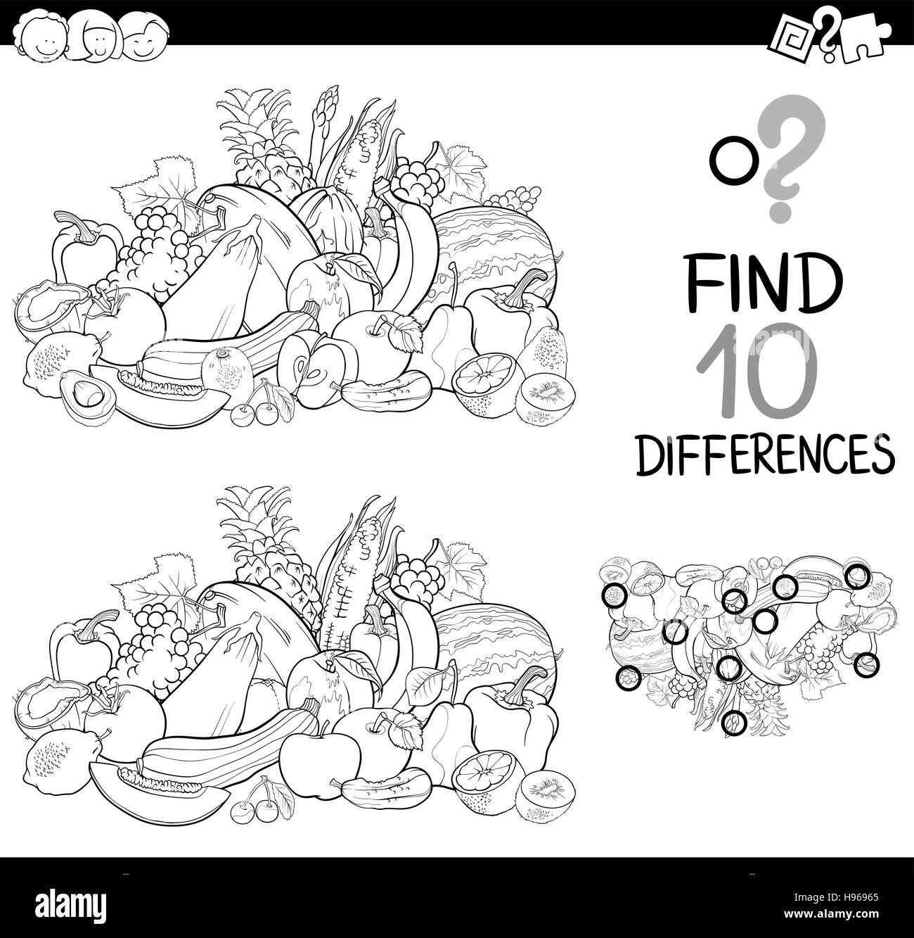 Schwarz / Weiß Cartoon Illustration Details Bildungsarbeit für ...
