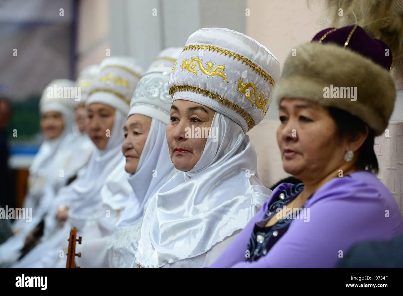 Frauen aus Kirgisistan