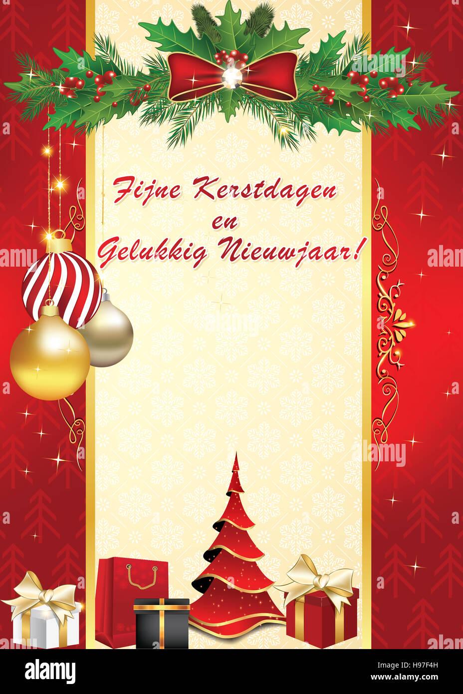 Wir wünschen Ihnen frohe Weihnachten und Happy New Year ...