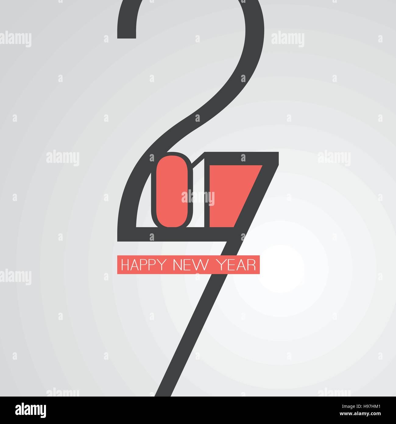 2017 Simple Design Red Black Stockfotos & 2017 Simple Design Red ...