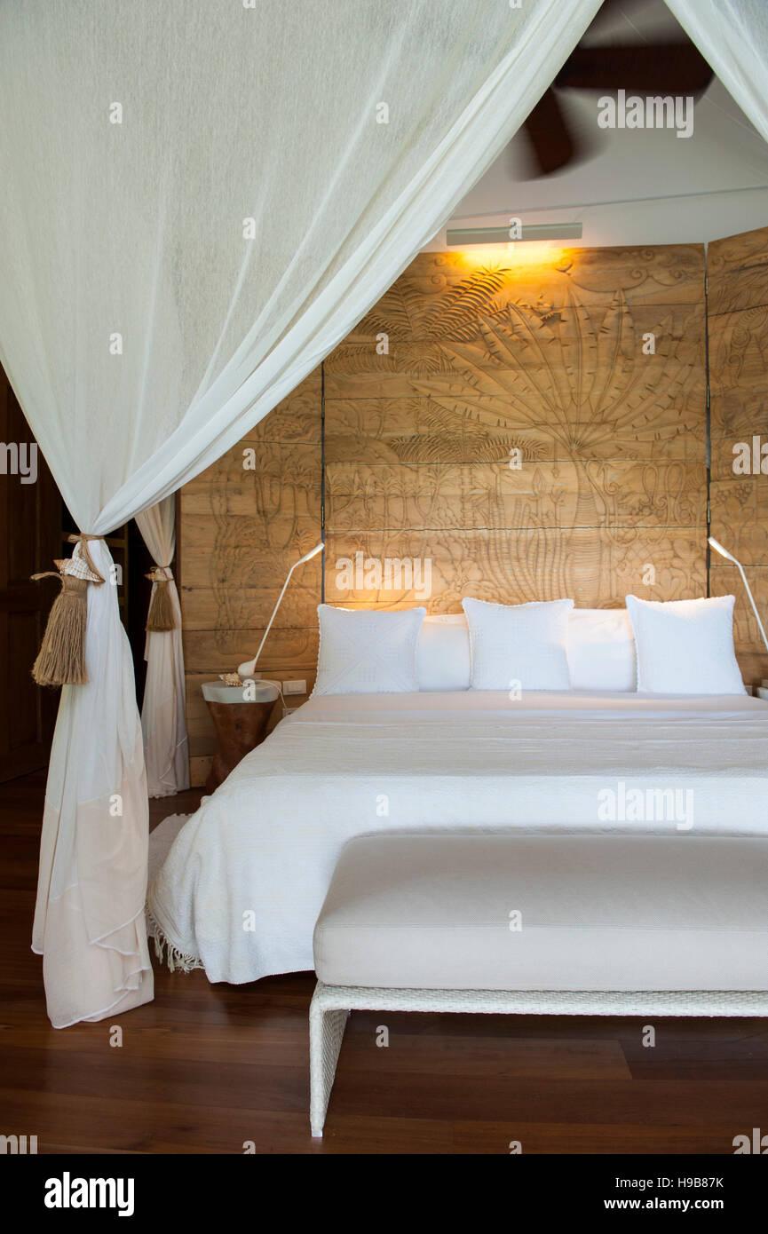 Ein Gästezimmer Bei Dedon Island Resort, Die